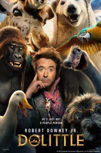 Dolittle (2020) Movie Poster